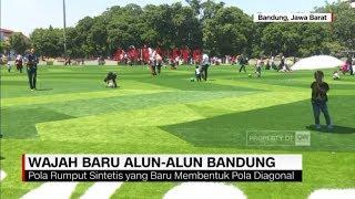 Wajah Baru Alun-alun Bandung | CNN ID Update