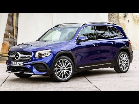 MERCEDES GLB 2020 REVIEW - AMG 35 AMG 4Matic