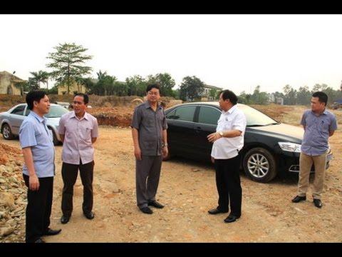 Đưa thị xã Sông Công trở thành thành phố trong năm 2015, trước Đại hội Đảng bộ tỉnh lần thứ XIX