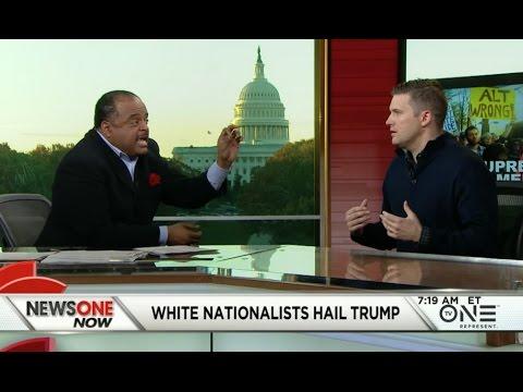 Roland Martin Debate Vs  White Nationalist Richard Spencer Alt-Right