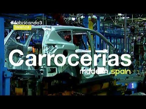 132-Fabricando Made in Spain - Carrocerías para coches