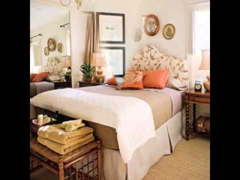 Small guest bedroom decorating ideas - YouTube