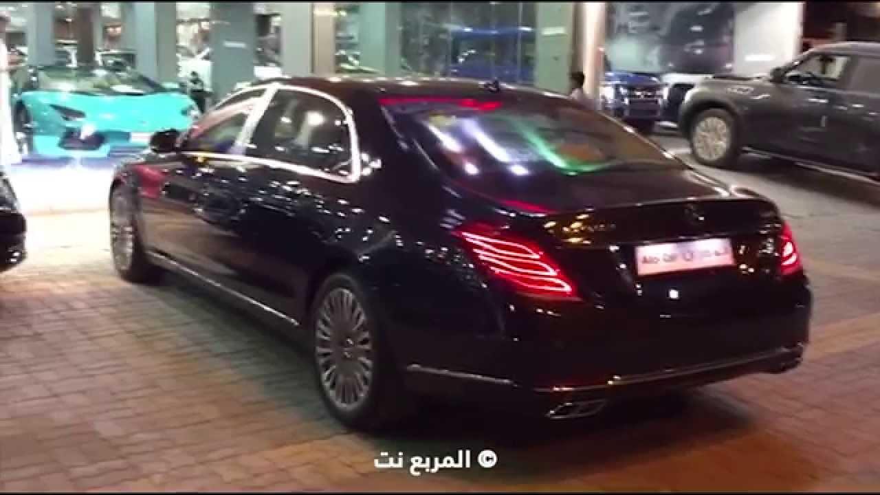 """وصول مرسيدس مايباخ S600 الجديدة الى السعودية """"اسعار ..."""