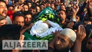 Kashmir unrest: Protests continue after death of boy