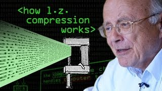Elegant Compression in Text (The LZ 77 Method) - Computerphile