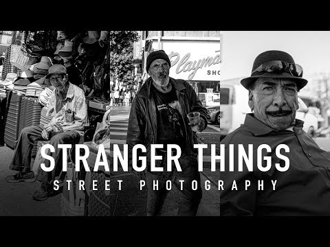 Taking Photos of Strangers – Street Photography Tips