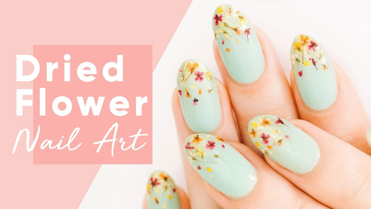 Dried flower nail art tutorial ipsy nailed it youtube dried flower nail art tutorial ipsy nailed it prinsesfo Gallery
