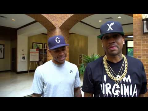 Isaiah Thomas' story with Isiah Thomas and Allen Iverson