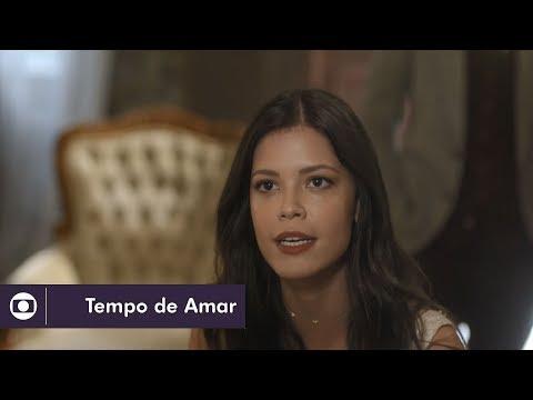 Tempo de Amar: capítulo 133 da novela, quinta, 1º de março, na Globo