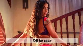 Kamariya Full Lyrical Video | Stree | Nora Fatehi | Aastha Gill