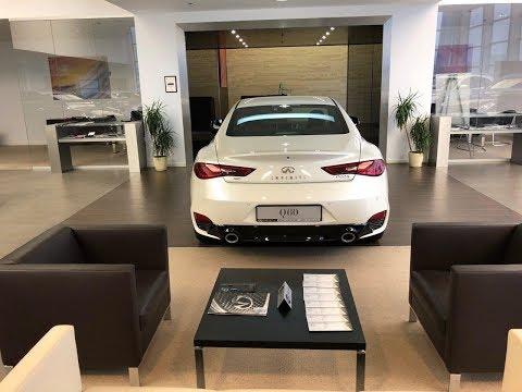 Выбор красивой, динамичной и комфортной машины. Продолжаем рубрику с INFINITI Q60.