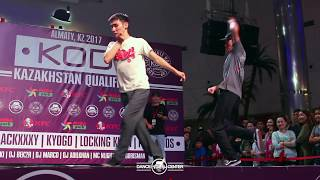 Dauren vs Askhat | Popping 1*1 Final | KOD Kazakhstan