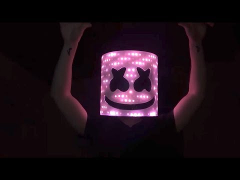 Marshmello V2 Helmet Tutorial [Coachella Ready]