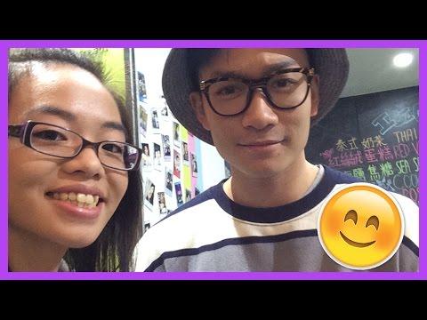 RAN INTO ADRIAN CHAU! (Hong Kong Daily Vlog)