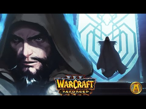 Medivh's Story: The Movie - All Cinematics & Cutscenes [Warcraft 3: Reforged]
