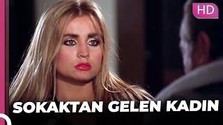 Sokaktan Gelen Kadın   Romantik Türk Filmi