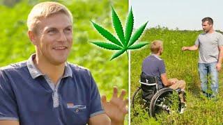 Countryfile Hashish farm leaves presenter Steve Brown shocked | TV & Radio | Showbiz & TV