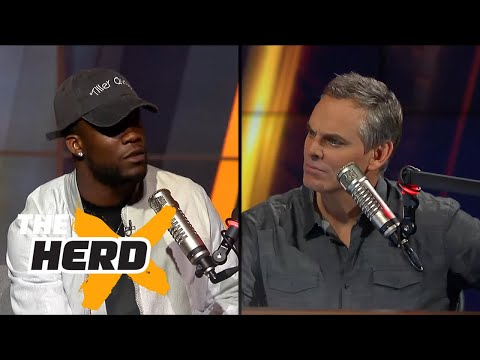 Ronnie Hillman: Brock Osweiller did better than we all thought | THE HERD