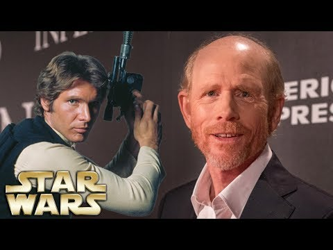 Ron Howard Hired to Direct Han Solo Movie | STAR WARS MOVIE NEWS