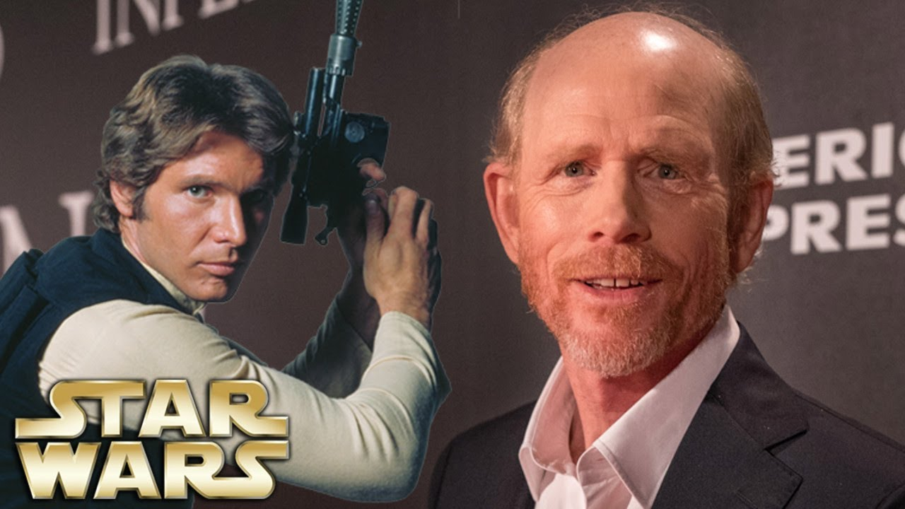 'Star Wars' Finally Gets a Ron Howard Movie  Should Fans Cheer?