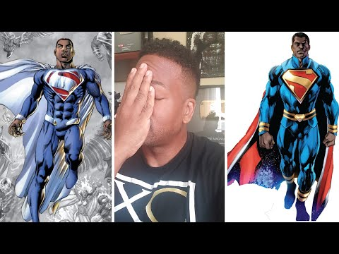 A Black Clark Kent?!  Why WB Why?!