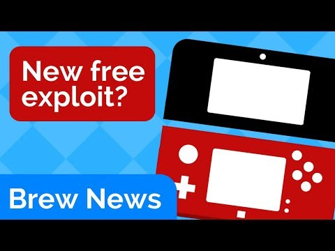 Free 3DS 11.7 Homebrew Exploit Update