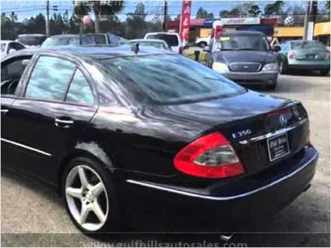 2009 Mercedes-Benz E-Class Used Cars Ocean Springs MS