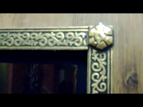 Входная дверь Ковка с окном