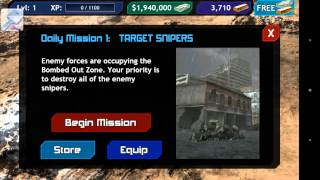 HOW TO HACK ENEMY STRIKE FOR ANDROID(UNLIMITED MONEY)