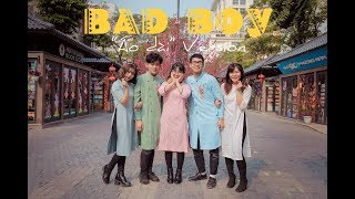 [KPOP IN PUBLIC CHALLENGE] Red Velvet 레드벨벳 'Bad Boy' (배드 보이) Dance Cover By Double V (Ao Dai Ver.)
