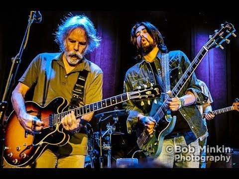 Bob Weir with Jackie Greene Sugaree at Sweetwater Music Hall