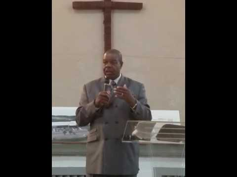 Rev. Andrew Turner, Sr. of Overcoming Deliverance Church at New Generation Church Revival