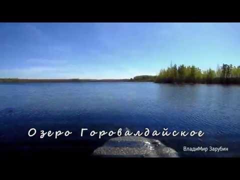 Горовалдайское озеро. Подводная охота - YouTube