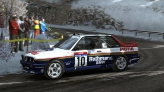 Dirt Rally - Daily Delta - Sept 19th BMW E30 M3