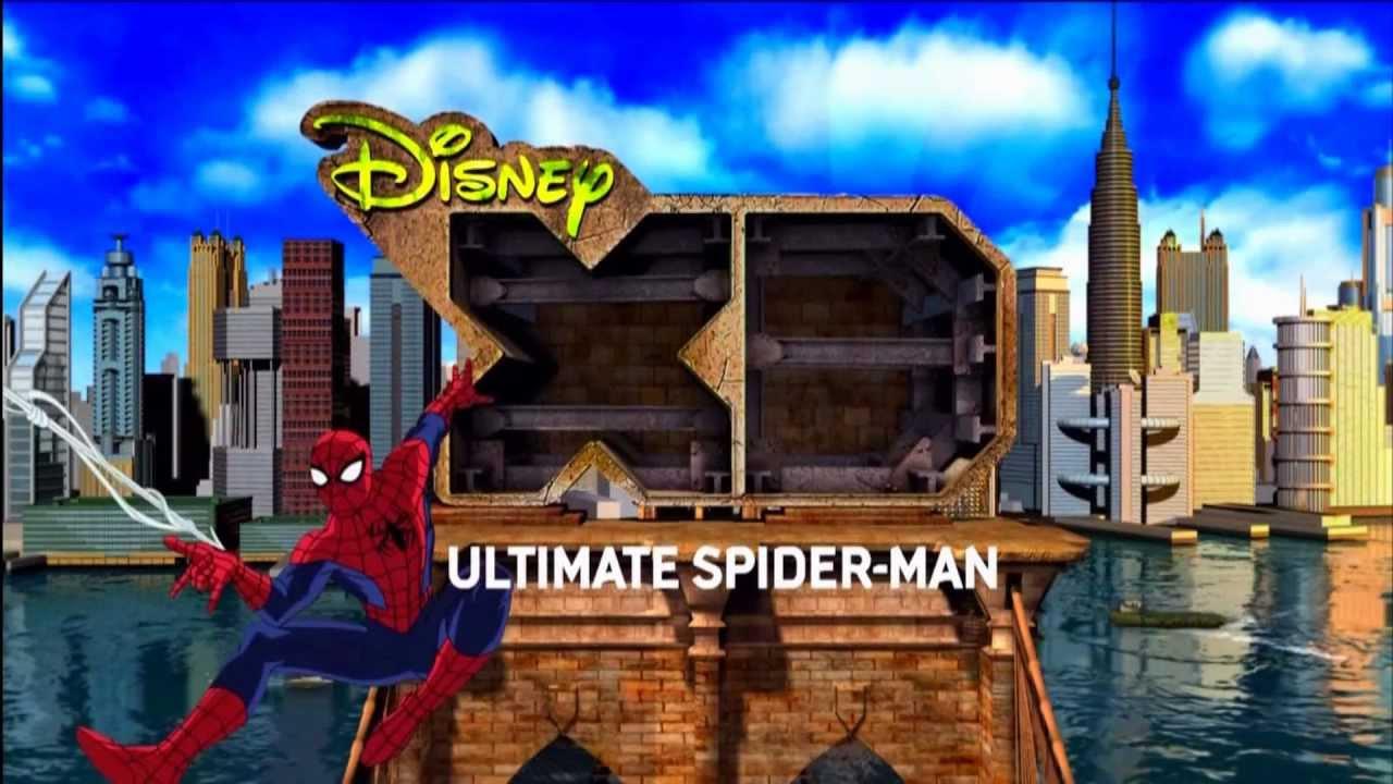 Disney Xd Bumpers 1 : Ultimate spiderman disney xd bumpers youtube