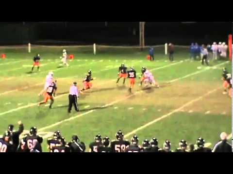 High School Football Class of 2013 Highlights Andrew Kelly