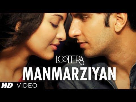 LOOTERA MANMARZIYAN VIDEO SONG | RANVEER SINGH, SONAKSHI SINHA