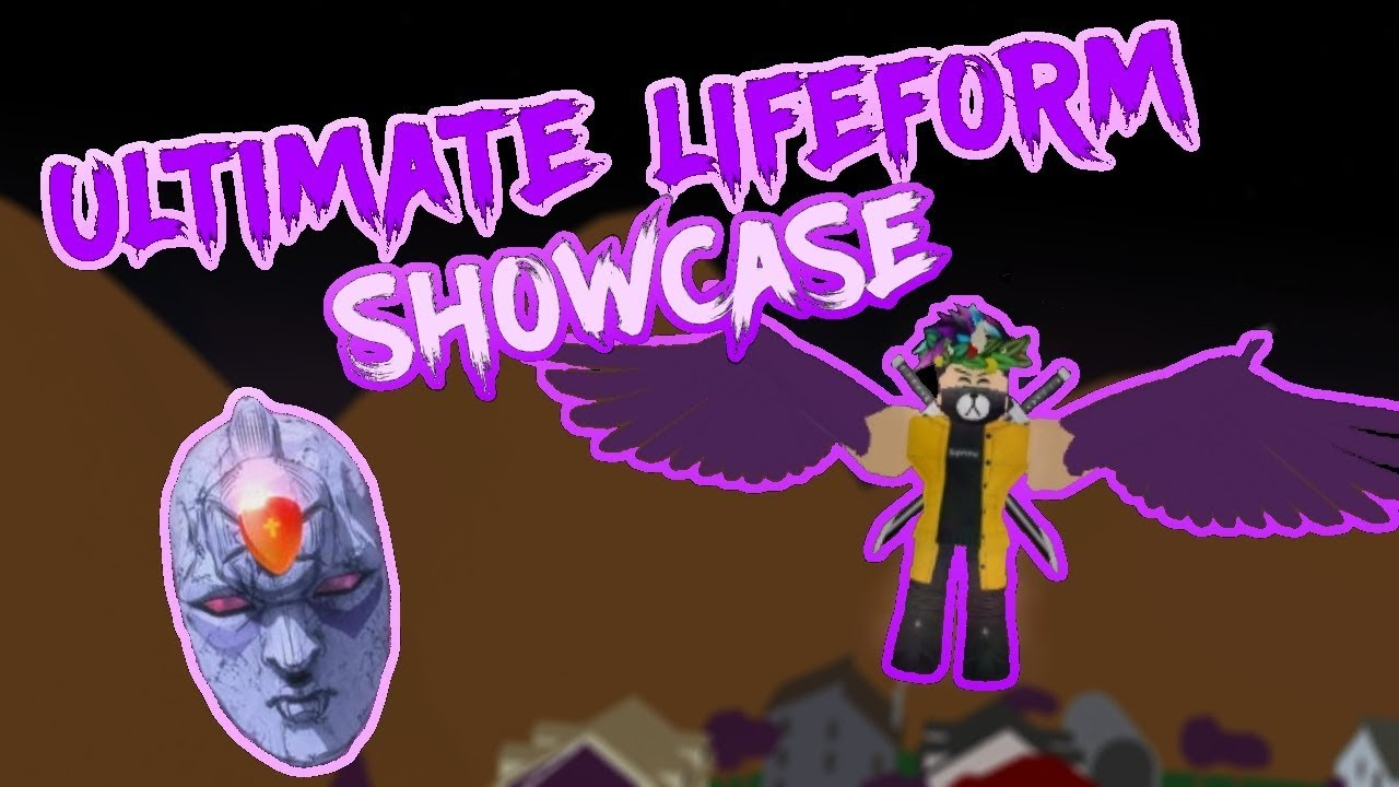 [PJJ] Ultimate Lifeform Showcase [ Project JoJo]
