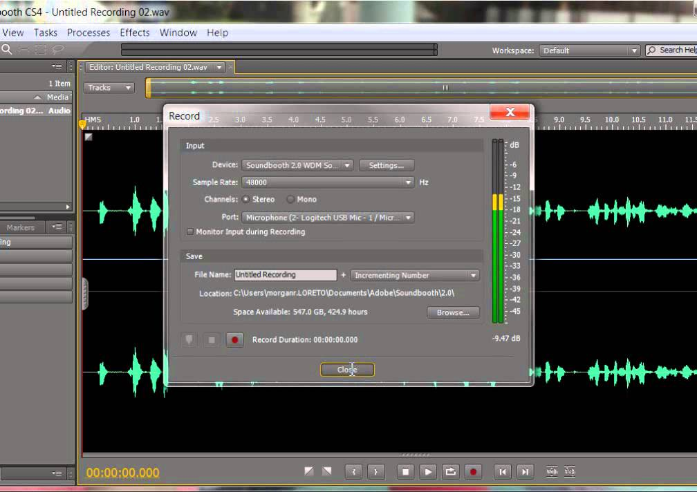 Adobe SoundBooth CS5 Crack - forbigsale.com