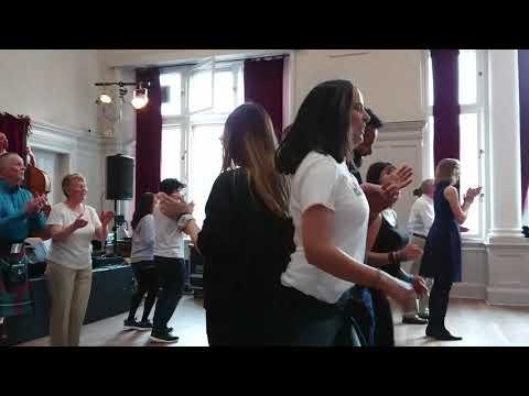 Ceilidh Dances Scottish, Summerhall Edinburgh (2)
