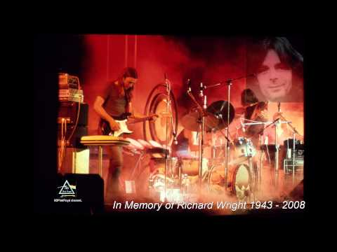 "Richard Wright / Pink Floyd  "" In Memory of """