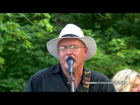 Summer Concert Series:  Dickey White Band Woodworth Park 2017