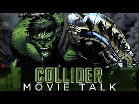 Collider Movie Talk - Planet Hulk Part Of Thor 3?