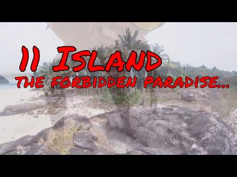 11 Islands: The hidden paradise of Zamboanga!