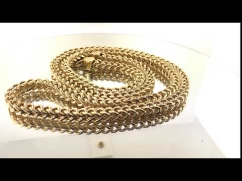 Franco Chain (38 Inches 7mm, 82 Grams)
