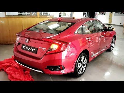 Honda Civic | Variants | Prices | Car Review- Hindi | Ujjwal Saxena