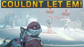 I Couldnt Let This Happen! SOLO DZ PVP #85 (The Division 1.8.3)