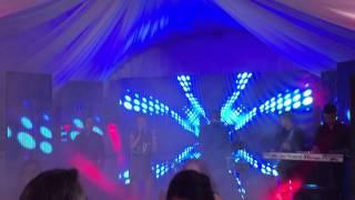 Светодиодный экран и светодиодная сетка dbsound(Свадебная инсталляция сцены от dbsound.ru., 2015-07-01T20:31:38.000Z)