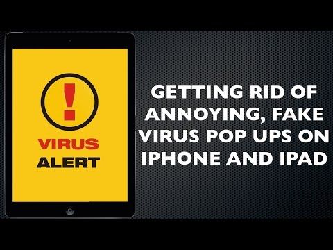 How to Get Rid of Virus Popups on Your iPhone or iPad