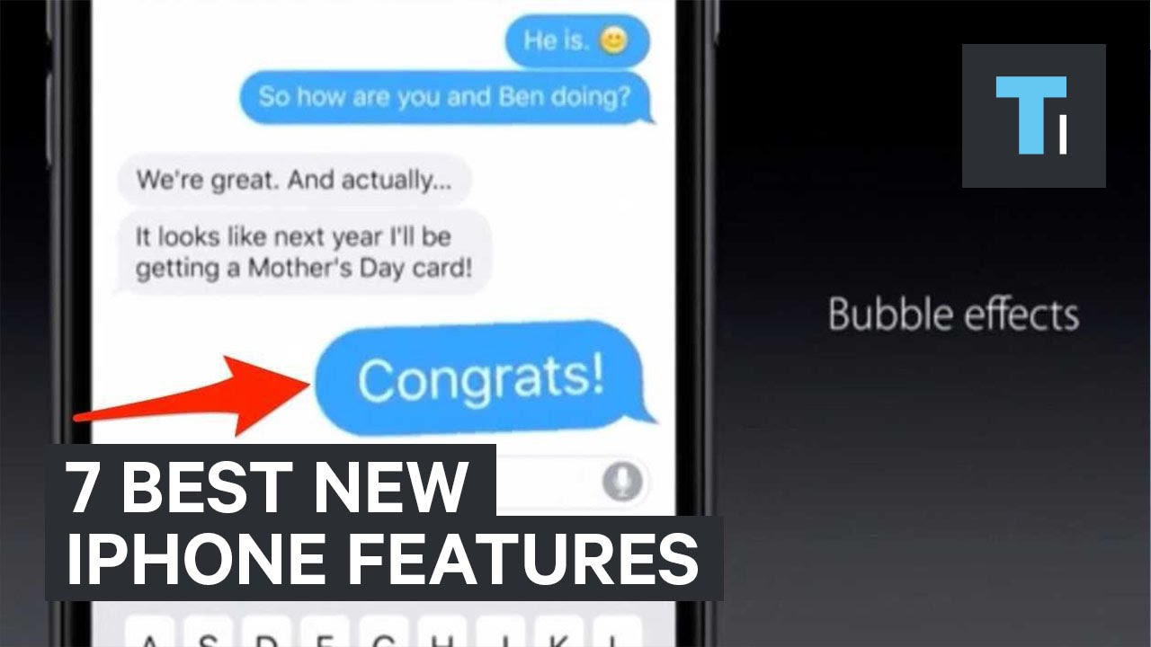 7 best new iPhone features
